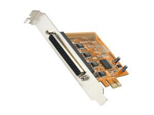 SYBA SY-PEX15019 RS-232 Serial 8-Port PCI-Express Card - Retail