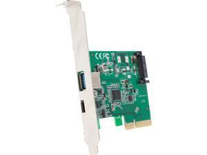 SYBA IOCrest USB 3.1 MultiPort Card Model SI-PEX20189