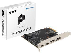 MSI ThunderboltM3 Add-On Card