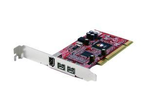 SIIG FireWire 800 PCI host adapter Model NN-830112