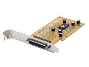 SIIG High-Speed PCI to Parallel Card Model JJ-P00112