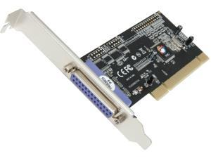 SIIG 1-Port ECP/EPP Parallel PCI Model JJ-P01411-S1
