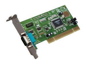 StarTech.com Low Profile 2 Port 16550 Serial PCI Card Model PCI2S550_LP