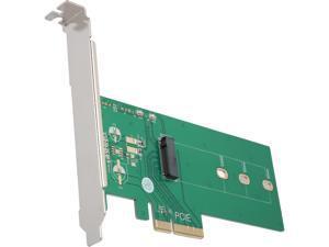 VANTEC UGT-M2PC100 M.2 NVMe SSD PCIe X4 Adapter