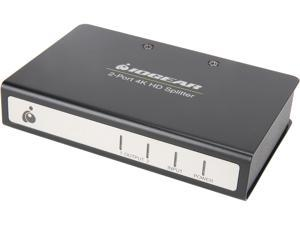 IOGEAR 2-Port Cinema 4K Splitter with HDMI connectors GHSP8422B