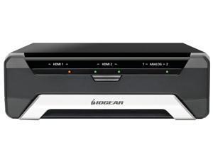 IOGEAR UpStream Pro Dual Video Capture Adapter GUV322