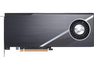 GIGABYTE AORUS Gen4 AIC Adaptor GC-4XM2G4, Easy One Click RAID, Full PCIe 4.0 Design, 4 x PCIe 4.0/3.0 M.2 Slots