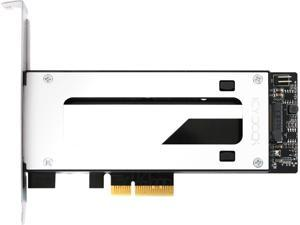 ICY DOCK ToughArmor MB840M2P-B M.2 NVMe SSD to PCIe 3.0 x4 Removable SSD Mobile Rack for PCIe Expansion Slot