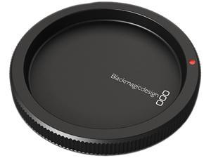 Blackmagic Design Replacement Body Cap for Select Blackmagic Design Cameras with EF Mount BMCASS/LENSCAPEF