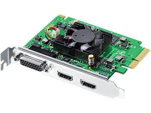 Blackmagicdesign Intensity Pro 4K (BINTSPRO4K) Capture and PlayBack Card