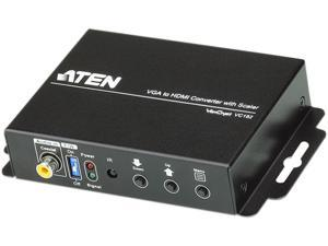 ATEN VGA to HDMI Converter with Scaler VC182