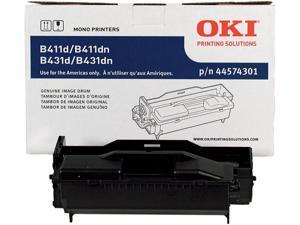 Oki 44574301 Drum 30 000 Page-Yield Black