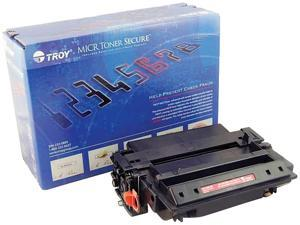 Troy MICR Toner Cartridge - Alternative for HP (Q7551A) - Laser - 6500 Pages - Black - 1 Each