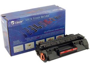 Troy MICR Toner Cartridge - Alternative for HP (CE505A) - Laser - 2300 Pages - Black - 1 Each