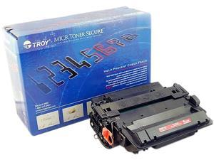 Troy MICR Toner Cartridge - Alternative for HP (CE255A) - Laser - 6000 Pages - Black - 1 Each