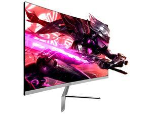 """Akaso 24"""" (Actual size 23.8"""")Full HD 1920 x 1080 6ms (GTG) HDMI IPS DisplayPort LED Curved Gaming Monitor"""