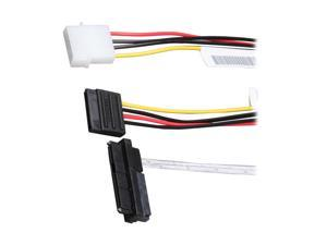 Adaptec 2232000-R mini SAS x4 (SFF-8087) to (4) x1 (SFF-8482) SAS fan-out Cable - 1M