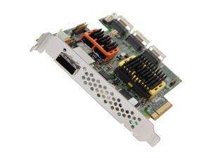 Adaptec RAID 51245 2268100-R SATA/SAS 16-port (12 internal,4 external)  w/ 512MB cache memory Controller Card, Single