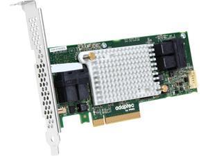 Adaptec 81605ZQ (2281600-R) PCI-Express 3.0 x8 SATA / SAS 16 Internal Ports SAS/SATA RAID