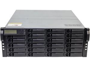 SANS DIGITAL ES424X12P ?JBOD (RAID is supported by additional RAID card) 4U SAS 12G JBOD Rackmount