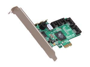 HighPoint RocketRAID 2300 PCI Express SATA II (3.0Gb/s) Controller Card