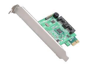 HighPoint RocketRAID 620 PCI-Express 2.0 x1 SATA III (6.0Gb/s) Controller Card