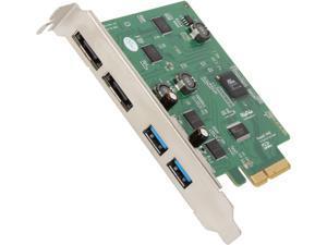 HighPoint RocketU 1144E PCI-Express 2.0 x4 USB 3.0 Host Controller