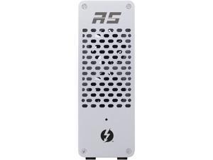 HighPoint RocketStor RS6661A-mSAS2 Thunderbolt 3 to 2 x Mini-SAS Port Adapter (8 x SAS / SATA Channels)