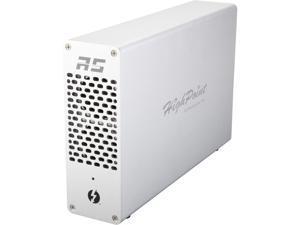 HighPoint RocketStor RS6661A-4USB Thunderbolt 3 to 4 x 10Gb/s USB 3.1 Adapter