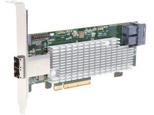 HighPoint RocketRAID 3742A 8 x Internal & 8 x External Channels 12Gb/s PCIe 3.0 x8 SAS / SATA RAID Controller