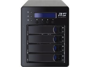 HighPoint RS6540S RocketStor 6540S 4-Bay U.2 NVMe JBOD Enclosure