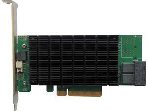 HighPoint RocketRAID 3720C 8-port 12Gb/s PCIe 3.0 x8 SAS/SATA RAID Controller
