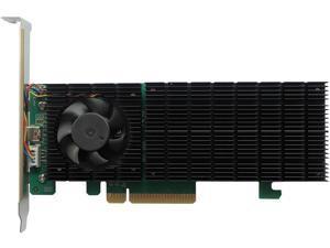 HighPoint SSD6202 Driverless, Bootable 2x M.2 PCIe Gen3 x8 NVMe RAID Controller