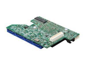 Intel Integrated Server RAID Controller Module SAS/SATA 4 internal ports (AXXRMS2LL040)
