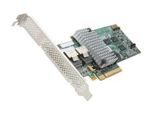 Intel RAID SATA 8 internal port w/ 256MB cache memory PCI-E 2.0 x8 Controller Card (RT3WB080)