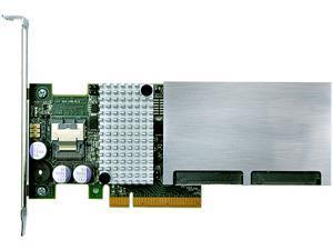 "Intel RCS25ZB040 PCI-Express 3.0 x8 Low-profile, 6.6"" length (MD2 compliant) SATA / SAS RAID SSD Cache Controller"