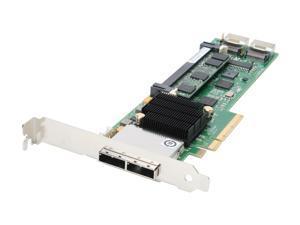 LSI MegaRAID SATA/SAS 8888ELP 3Gb/s PCI-Express w/ 512MB onboard memory RAID Controller Card, Kit