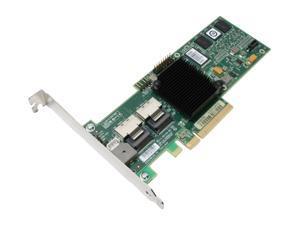 LSI LSI00158 PCI Express SATA / SAS MegaRAID SAS 8708EM2