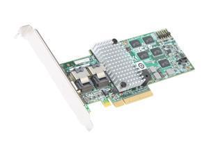 LSI MegaRAID SATA / SAS 9260-8i 6Gb/s PCI-Express 2.0 w/ 512MB Onboard Memory RAID Controller Card, Kit--Avago Technologies