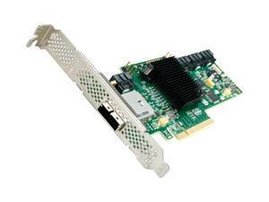 LSI SATA / SAS 9212-4i4e 6Gb/s PCI-Express 2.0 RAID Controller Card, Single--Avago Technologies