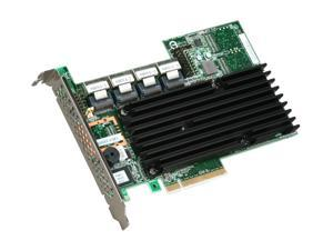 LSI MegaRAID SAS LSI00208 (9260-16i SGL) SATA/SAS 6Gb/s PCI-Express 2.0 x8 w/ 512MB Cache Memory, RAID Controller Card, Single--Avago Technologies