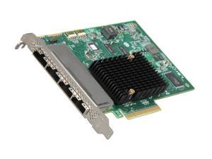 LSI LSI00276 PCI-Express 2.0 x8 SATA / SAS 9201-16e Host Bus Adapter Single Pack--Avago Technologies