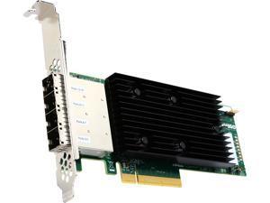 LSI 9305-16e x8 lane, PCIe 3.0 Low Profile SAS SAS 9305 12 Gb/s SAS Host Bus Adapter