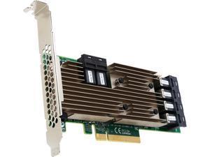 LSI 9305-24i x8 lane, PCIe 3.0 Full Height SAS SAS 9305 12 Gb/s SAS Host Bus Adapter