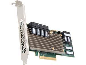 LSI 9361-24i x8 lane PCI Express 3.0 Low Profile SATA / SAS High Port Count 12Gb/s PCI Express SATA + SAS RAID Controller
