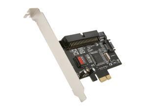 SYBA SY-PEX50039 PCI Express SATA / IDE RAID Controller Card