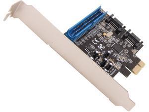 SYBA SI-PEX40059 PCI-Express 2.0 x1 Low Profile Ready SATA / IDE Combo Controller Card