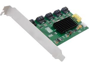 SYBA SI-PCI40074 SATA II (3.0Gb/s) 1:5 (5x1) Internal SATA II Port Multiplier (PM)