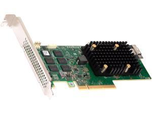BROADCOM 05-50077-01 PCI-Express 4.0 x8 PCI-Express MegaRAID 9560-8i RAID Controller Card