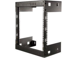 StarTech.com RK812WALLO 8U 8U Open Frame Wall Mount Equipment Rack